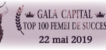 Gala Capital Top 100 Femei de Succes 2019