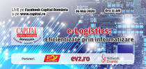 Capital Online Meetings – e-Logistics: Eficientizare prin Informatizare